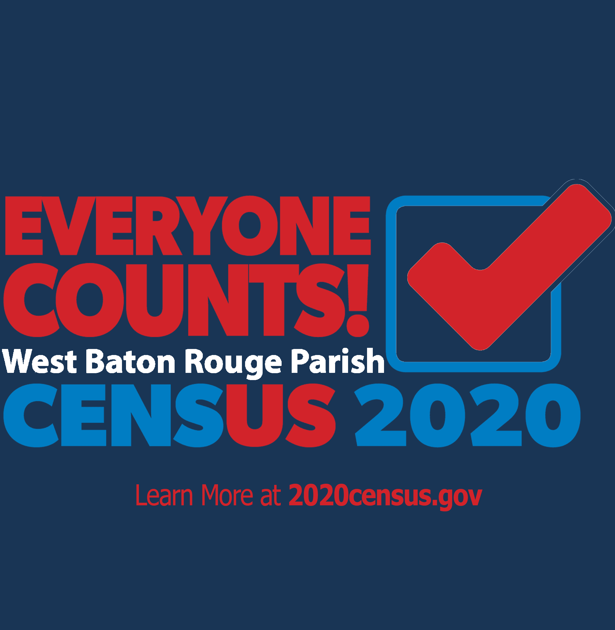 WBR Parish Counts
